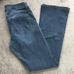 CAbi Denim Blue Jeans Size 6
